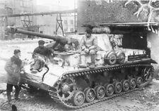 WW2 Photo Captured  PanzerTank  WWII Russia Germany  World War Two Wehrmacht