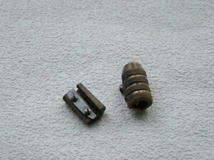 2 Vintage Brass pencil sharpeners.