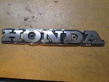 Honda OEM Fuel Tank Emblem 1979 1980 1981 1982 CB750 87122-425-000