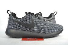 NEW Women's Nike Roshe Run One HOUNDSTOOTH BLACK WHITE 511882-021 sz 7.5 OREO