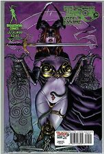Tarot Witch of the Black Rose #98 Deluxe Litho Edition 198/500 Signed Jim Balent