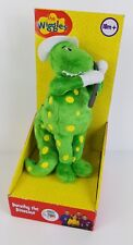 "NEW The Wiggles Dorothy the Dinosaur 10"" Plush"
