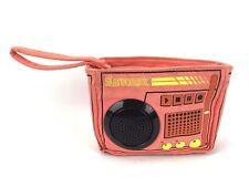 Stereosonic 1985 Canvas Speaker Dock Bag Retro Working Nostalgia Stereo