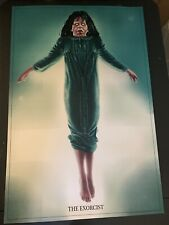Mondo The Exorcist By Sara Deck Art Print Movie Poster AP Horror Film 24 X 36