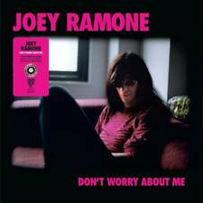 Joey Ramone Don't Worry About Me Vinile Lp Colorato (Pink and Black) Rsd 2021