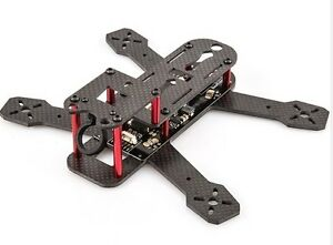 BeeRotor Ultra 210 Carbon Fiber FPV Racing Frame With PDB