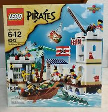 LEGO Pirates Soldier's Fort Set 6242 - New