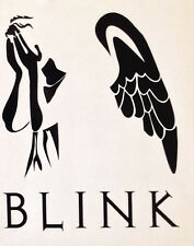 Weeping Angel Sticker  - Dr Who New Outdoor Quality Vinyl Sticker Decal  Blink