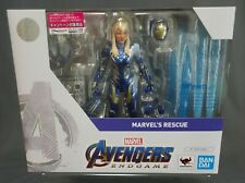 S.H.Figuarts Rescue Armor Avengers Endgame BANDAI SPIRITS Japan NEW