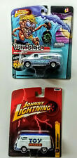 Johnny Lightning Vantastic / Toy Shack Vw lot of 2