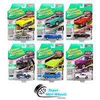Johnny Lightning 1:64 Muscle Cars USA 2019 Release 3 Version B Set of 6 Cars