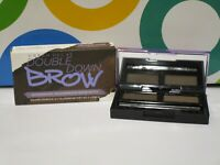 URBAN DECAY ~ DOUBLE DOWN BROW TWO SHADES + TOOLS ~ NEUTRAL NANA / NEUTRAL