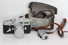 LEICA M3 Lightmeter and 50mm Summicron Lens - Beautiful kit