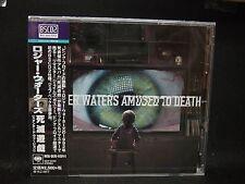 ROGER WATERS Amused To Death BSCD2 JAPAN CD (2015 Standard Version) Pink Floyd