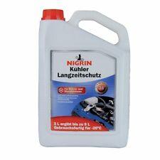 Nigrin® 4,07€/L Kühlerfrostschutz 3 Liter 73944 Konzentrat Langzeit Frostschutz