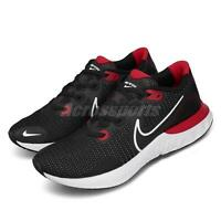 Nike Renew Run Black Red Mens Running Shoes Runner Sneakers CK6357-005