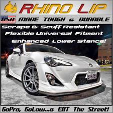 RhinoLip® SCION: WiLL t2B xA tC Hako iQ xB xD FR-S iA iM RS Rubber Flex Chin Lip