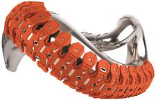 POLISPORT Armadillo Universal 2 stroke Exhaust pipe GUARD MOTO X ENDURO Orange