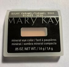 Mary Kay MINERAL Eye Color Shadow - Silky Caramel  DISCONTINUED