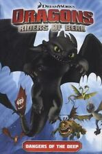 DreamWorks' Dragons: Riders of Berk - Volume 2: Dangers of the Deep (How to