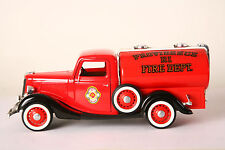 Solido 1:19 Ford V8 CAMION Camion-citerne Pompier Providence ri Fire Dept.rouge
