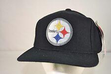 Pittsburgh Steelers Black  Baseball Cap Snapback