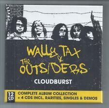 The OUTSIDERS WALLY TAX Cloudburst Complete Album Collection Box Set CQ Tax Free