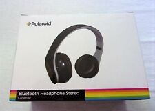 Casque Pliable Bluetooth Noir Polaroid CASBH30