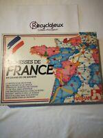 jeu de société richesses de France Nathan Complet