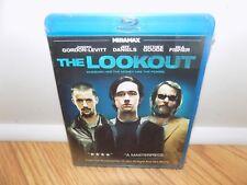 The Lookout (Blu-ray Disc, 2011) Jeff Daniels, Matthew Goode BRAND NEW SEALED!!!