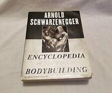 The New Encyclopedia of Modern Bodybuilding Bible Arnold Schwarzenegger