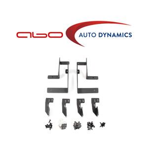 Dee Zee For 2010 - 2017 Chevrolet/GMC - NXc Mounting Brackets #DZ16212