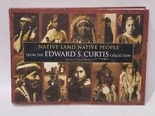 NATIVE LAND NATIVE PEOPLE: FROM EDWARD S. CURTIS COLLECTION By Wayne Youngblood