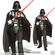 Star Wars Movie Darth Vader Deluxe Mens Adult Halloween Book Week Costume Stand