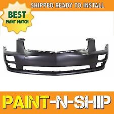 NEW Fits: 2006 2007 Cadillac STS w/o Washer holes Front Bumper Painted GM1000756