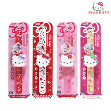 Hello Kitty Lovely Magic Wrist Watch for Kids Girls Good Gift LED 1pc Toy