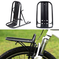 Aluminum Mountain Bicycle Bike Rear Seat Rack Luggage Shelf Rack Carrier Cycling