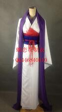 Rurouni Kenshin Samurai X: Trust and Betrayal Yukishiro Tomoe Kimono Cosplay Cos