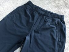 "Lululemon Men's Surge Jogger 28"" Small Black Zipper Pants Run Active Gym"