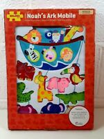 Bigjigs Toys Mobile Noah's Ark Mobile Opened never used