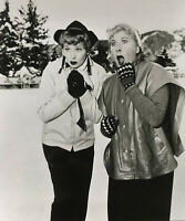 * I Love Lucy 8x10 Classic Television  Lucille Ball / Vivian Vance  Sitcom