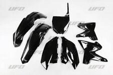 Kit plastique UFO motocross Yamaha YZ 125 250 2003 - 2014 replica 4 temps noir