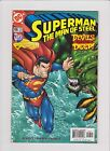 DC Comics! Superman! The Man of Steel! Issue 106!