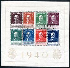 Portugal 1940 bloc 3 Gest 300 € (s9001