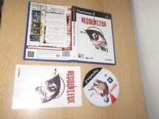 Videogiochi NTSC (US/canade) Resident Evil per Sony PlayStation 2