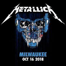 METALLICA / World Wired Tour / LIVE /Wisconsin Center - Milwaukee, Oct. 16, 2018