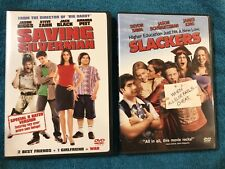 ✳� Saving Silverman + Slackers �� 2 Dvd Set ��