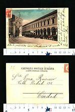 BOLOGNA (BO) - PIAZZA GALVANI E LOGGIA DEL PAVAGLIONE - 51107