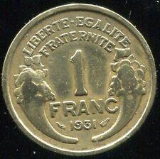 1 FRANC  MORLON 1931