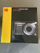Kodak PIXPRO FZ53 Digital Camera (Black)